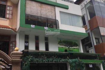 Cho thuê biệt thự mặt tiền đường Hoa Đào, quận Phú Nhuận 8x18m