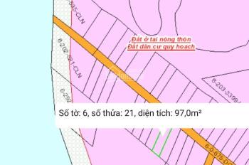 Bán đất Phú Đông, hẻm ô tô giá rẻ cách phà Cát Lái 4km, xung quanh dân cư ở kín, LH: 0799 438 480
