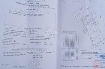 Bán nhanh căn nhà MT Nguyễn Thị Tú nối dài, DT 312m2 giá 43 tỷ, 1 lầu, LH 0901 692 910