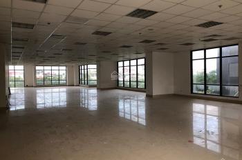 Cho thuê văn phòng 500m2 mặt đường Trung Kính, Cầu Giấy. Giá 200 nghìn/m2/tháng