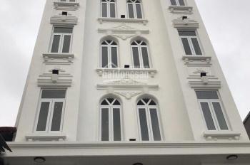 Bán nhà mặt phố khu đô thị Nam Trung Yên 111m2*7 tầng, 1 hầm, cho thuê 138,66 tr/th: 0964314826