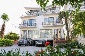 Cần nhượng lại suất ngoại giao biệt thự Khai Sơn Hill view bể bơi, mặt đường 25m - LH: 0944111223