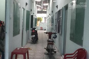 Cần bán dãy trọ 10 phòng mặt tiền Hương Lộ 2, Củ Chi, 177m2 sổ hồng riêng giá 1 tỷ 145 triệu