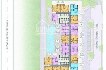 Căn hộ sở hữu lâu dài trung tâm thành phố biển Quy Nhơn, giá chỉ từ 38tr/m2. LH: 0909811836