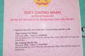 Bán đất giá mềm full thổ cư tại Phước Đồng. Cách trường Lê Quý Đôn 800m