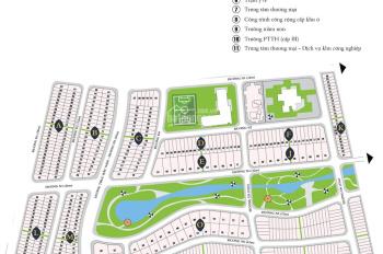 Cần bán lô biệt thự ngay hồ cảnh quan tuyệt đẹp dự án Bảo Lộc Capital, sổ riêng, xây tự do