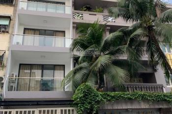 Bán nhà mặt tiền/mặt phố trệt, 4 lầu MT Nguyễn Văn Thủ Q1 5x22m. 38.5 tỷ
