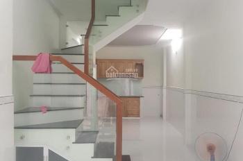 Bán nhà hẻm ba gác CMT8, P. 5, Tân Bình DTSD: 84.4m2, giá 4.8 tỷ, SHR. Gần CV Lê Thị Riêng