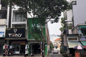 Bán gấp góc 2 mặt tiền kinh doanh sầm uất đường Tân Sơn Nhì, 4.4x18m 1 lầu, giá 14 tỷ - Khương Tân