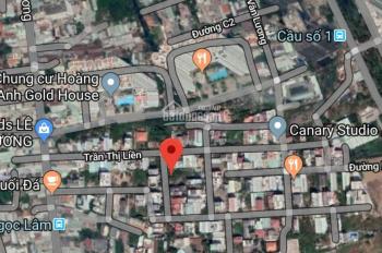 Chính chủ cần bán 2 lô đất giá rẻ Làng Đại Học Khu B, Phước Kiển, Nhà Bè, LH 0939055788