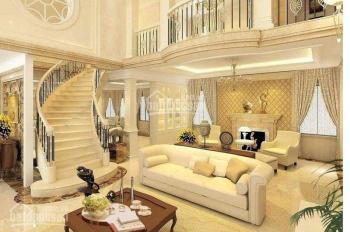Bàn biệt thự 6 tầng mặt tiền Nguyễn Trãi, Q5, đoạn 2 chiều (4,3x15m) giá 26.5 tỷ