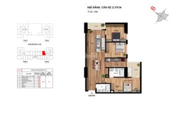 (Chính chủ) bán lỗ 700 triệu căn 135m2, Imperia Garden, Nguyễn Huy Tưởng, 4 tỷ - 30tr/m2 0975661266