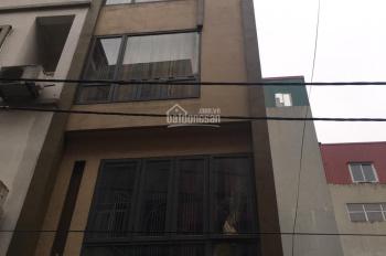 Cho thuê nhà ngõ ô tô đỗ cửa siêu đẹp tại Đồng Me . DT: 55 m * 5 tầng. MT: 5M