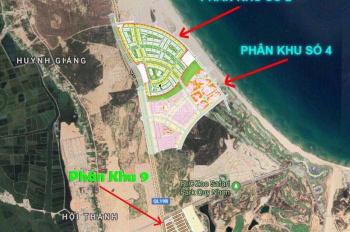 Đất nền sổ đỏ - Sở hữu vĩnh viễn XD tự do TP biển Quy Nhơn, giá chỉ 1,45 tỷ, TT 18th, NH hỗ trợ vay