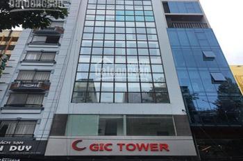Cho thuê văn phòng - Tòa nhà GIC Tower, Quận 1 - LH 0898.488.230