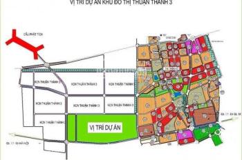 Bán đất chỉ 680 triệu sổ đỏ vĩnh viễn, khu đô thị Thuận Thành mới. LH 09.119.30.333