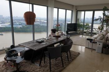Bán căn hộ 4PN Đảo Kim Cương Q2, full nội thất, view SG, Quận 1 Bitexco