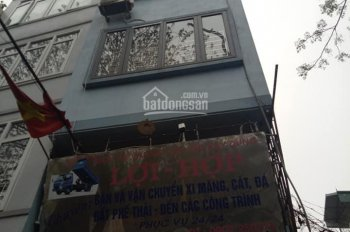 Bán nhà phố Tân Mai, kinh doanh, ô tô đỗ cửa, 4 tầng giá chỉ 3,5 tỷ, LH 0913895929