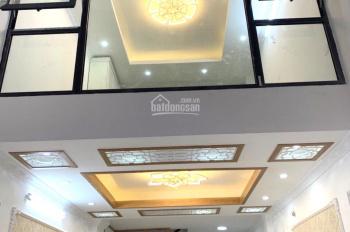 Chính chủ bán nhà đường Bưởi, Ba Đình, 30m2, 6 tầng, mới đẹp ở luôn, 3.65 tỷ. LH 0978688666