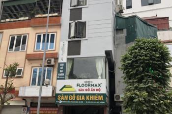 Cho thuê nhà mặt phố vị trí đẹp, số 81 đường Trường Chinh, Quận Thanh Xuân, Hà Nội. LH 0932234233