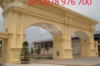 Bán đất DV LK khu 16 - 17 - 18 - Dương Nội, Hà Đông 3.5-5 tỷ