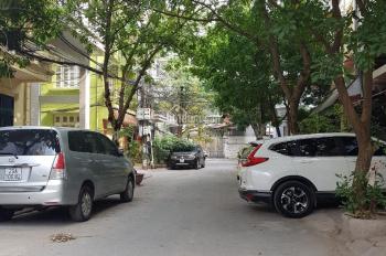 Bán đất mặt ngõ 12 phố Đào Tấn, Linh Lang đường 3 ô tô tránh nhau. Vỉa hè 3m, DT 70m2