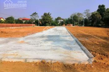 Chính thức mở bán đất phân lô giáp khu CNC Hòa Lạc, đã có sổ giá chỉ từ 400tr/ lô. LH 094.6662328
