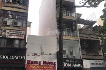Cho thuê nhà mặt tiền Nguyễn Trãi đoạn 2 chiều, quận 5, DT:3.8x15m, trệt 1 lầu, giá 40tr/th
