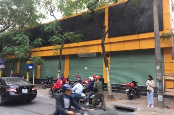 Cho thuê MBKD mặt phố Thái Thịnh 230m2, mặt tiền 22m, riêng biệt. LH: O946850055