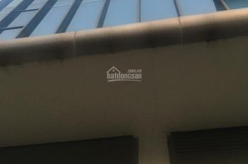 Cho thuê nhà mặt phố Hoàng Quốc Việt đất 160m2, XD 120m2, 6 tầng, MT 8m, giá 110tr/th
