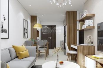 2 phòng ngủ 1WC, nhà đủ nội thất cho thuê giá 17tr/th tại Saigon Royal, quận 4, TPHCM