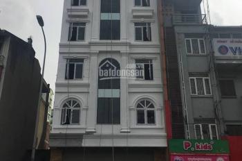 Hot, cho thuê nhà ở ngõ Hoàng Cầu DT: 80m2x 8T, MT: 5m, gía thuê 90 triệu/th LH: 0903215466