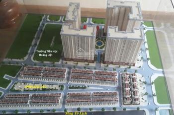 Cần bán lô đất liền kề DA Tây Nam Linh Đàm, DT: 90m2, giá 41 triệu/m2, vị trí đẹp nhất, đường rộng