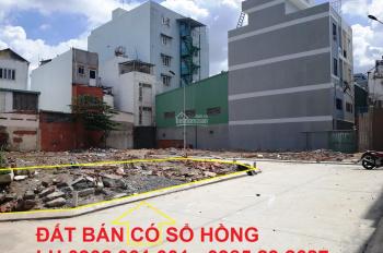 Bán đất phân lô 460 Nguyễn Sơn góc 3MT 5x11m, hẻm xe hơi, LH: 0902301001