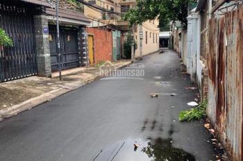 Cần bán lô đất đẹp xây nhà hẻm 176/10/5 Trương Công Định. Lh: 0909.919.799