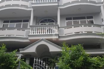 Cho thuê biệt thự khu sân bay quận Tân Bình diện tích 10x20m 1 trệt 3 lầu