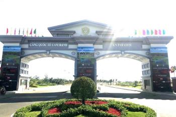 Tôi kẹt tiền cần bán gía gốc nền view sân golf mặt tiền công viên cạnh sân bay quốc tế Cam Ranh