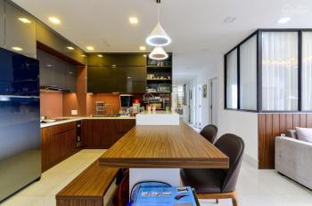 Cần cho thuê gấp căn hộ Tân Phước, Q. 11, 75m2, 2PN, nội thất cơ bản, giá 11tr/th, LH: 0939.125.171