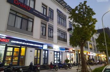 Cho thuê nhà mặt phố Vinhomes Hàm Nghi, Mỹ Đình, DT 100m2, 5 tầng, MT 7m. Giá 75 triệu/th
