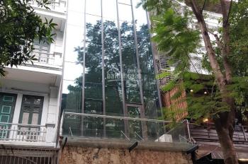 Cần cho thuê nhà mặt phố Trần Duy Hưng - Trung Hòa. DT 100m2 x 6T, MT 6m, có thang máy giá 80tr/th