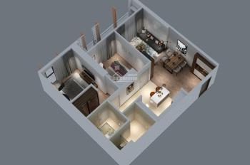 Căn hộ Anland Complex 3 phòng ngủ, view hồ, tầng đẹp, giá 2.05 tỷ, LH 0974001833