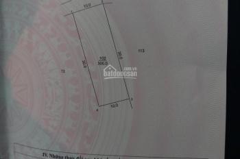 Bán lô đất chính chủ 300m2 full thổ cư Thôn 7, Tân Xã