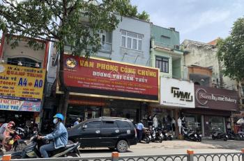 Bán nhà mặt tiền kinh doanh thời trang, DT 6x30m, giá 22 tỷ, đường Quang Trung, GV HĐ thuê 80tr/th