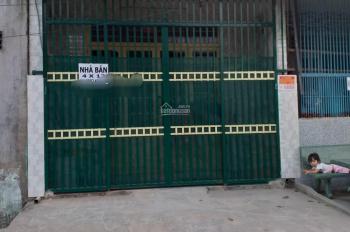Bán nhà 4x12 Võ Văn Vân giá 1.5 tỷ chợ Vĩnh Lộc B, đường 1A vào, cách Võ Văn Vân 300m