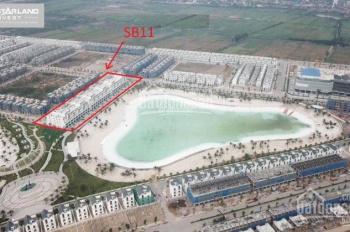 Shophouse TMDV view biển nước mặn 6,1ha Vinhomes Ocean Park 21,3 tỷ, LH: 0944 401 268
