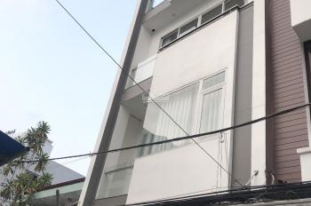 Bán nhà 4 tầng kiệt 7m Nguyễn Văn Linh, gần đại học Duy Tân