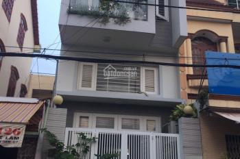 Cho thuê nhà MT Hoàng Diệu, DT 4x18m