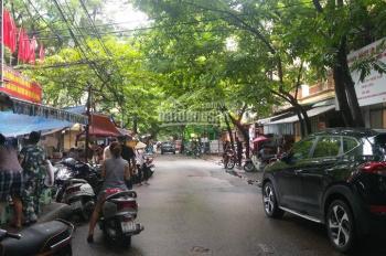 Bán nhà kinh doanh tại mặt ngõ 89 phố Lạc Long Quân Võ Chí Công Nghĩa Đô Cầu Giấy 58m2 giá 13,5tỷ