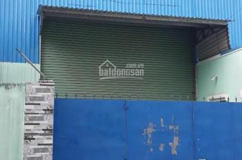 Cho thuê kho xưởng Thủ Dầu Một, 900m2, giá 30tr, mặt tiền đường công đi, LH 0931268002