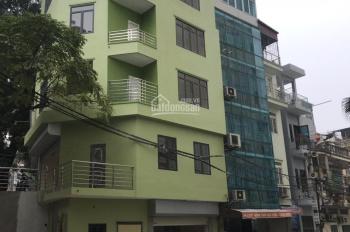 Chính chủ cho thuê tòa nhà mặt phố lô góc 2 mặt tiền 575 Kim Mã - 1074 La Thành 78m2 x 7,5 tầng